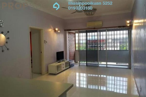 For Rent Condominium at Bangsar Indah, Bangsar Freehold Fully Furnished 1R/1B 2.4k