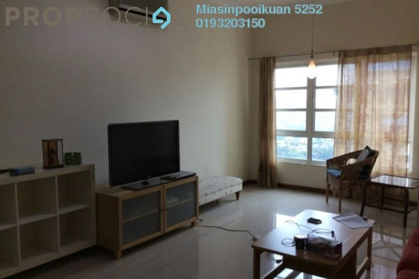 For Rent Condominium at Li Villas, Petaling Jaya Freehold Fully Furnished 1R/2B 2.2k