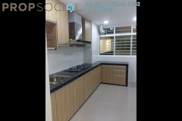 For Rent Condominium at D'Pines, Pandan Indah Freehold Semi Furnished 3R/2B 2.1k
