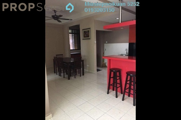 For Rent Condominium at Arte +, Jalan Ampang Freehold Fully Furnished 3R/2B 1.4k