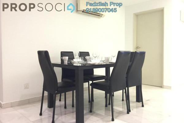 For Sale Condominium at Menara Duta 1, Dutamas Freehold Semi Furnished 3R/2B 555k