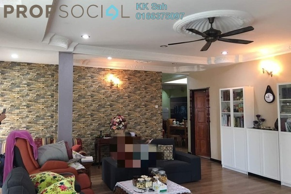 For Sale Semi-Detached at Taman Sri Andalas, Klang Freehold Fully Furnished 4R/3B 698k