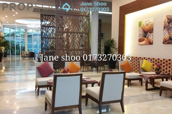 For Rent Condominium at Armanee Terrace II, Damansara Perdana Freehold Fully Furnished 4R/4B 4.5k
