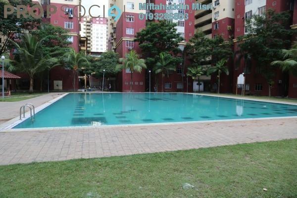 For Sale Apartment at Mentari Court 1, Bandar Sunway Freehold Unfurnished 3R/2B 280k
