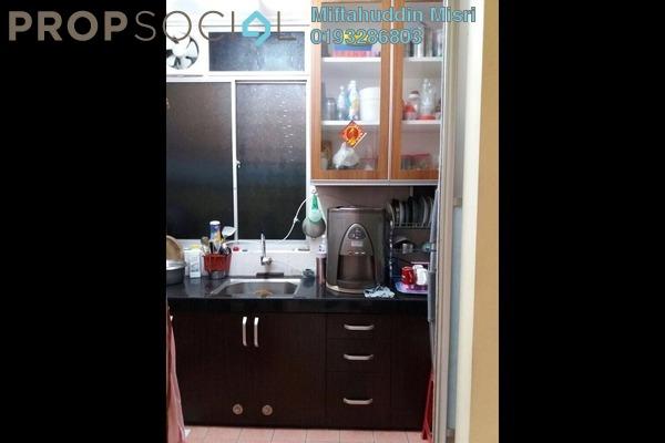 For Sale Apartment at Sri Astana, Batu Caves Freehold Semi Furnished 3R/2B 330k