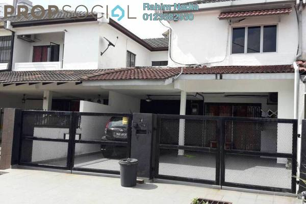 For Sale Terrace at SS21, Damansara Utama Freehold Semi Furnished 4R/5B 1.28m