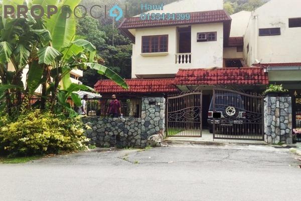 For Sale Semi-Detached at Taman Melawati, Melawati Freehold Semi Furnished 5R/4B 1.6m