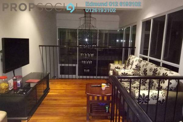 For Rent Condominium at Armanee Terrace II, Damansara Perdana Freehold Fully Furnished 3R/2B 7k