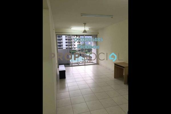 For Rent Condominium at Cyberia SmartHomes, Cyberjaya Freehold Semi Furnished 3R/2B 1.1k