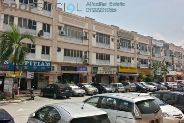 For Rent Shop at SunwayMas Commercial Centre, Kelana Jaya Freehold Unfurnished 0R/2B 3k