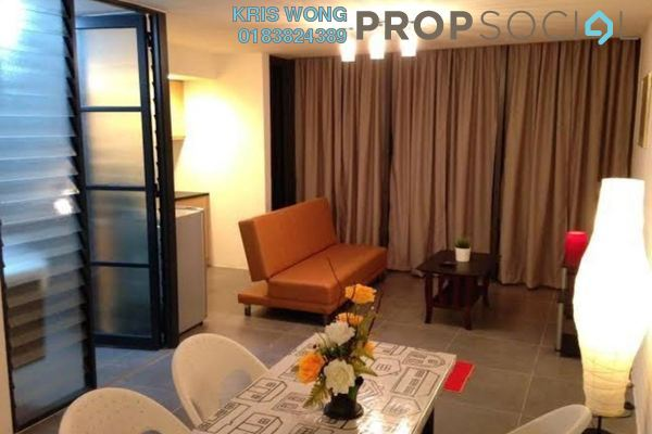 For Sale Serviced Residence at Empire Damansara, Damansara Perdana Freehold Fully Furnished 1R/1B 399k