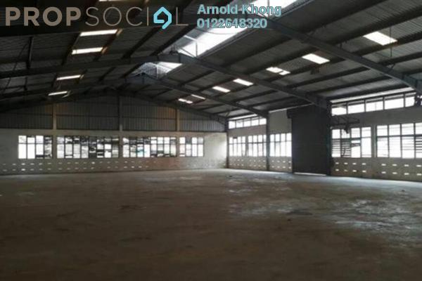 For Rent Factory at Kawasan Perindustrian Pasir Gudang, Pasir Gudang Freehold Unfurnished 0R/0B 15k