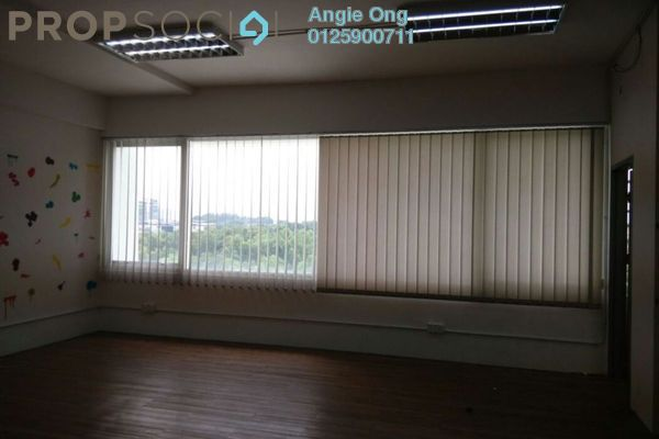 For Rent Office at Damansara Avenue, Bandar Sri Damansara Freehold Unfurnished 1R/1B 1.6k