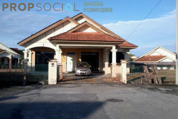 For Sale Semi-Detached at Bukit Bayu, Sungai Petani Freehold Unfurnished 3R/2B 330k
