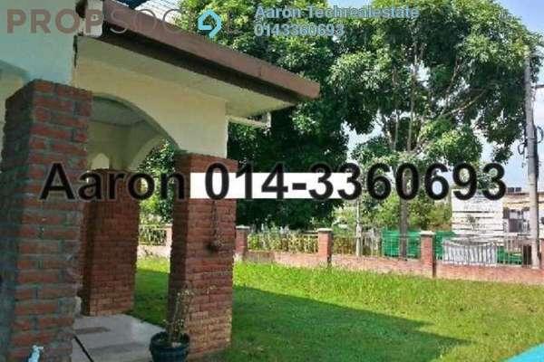 For Sale Terrace at Taman Rakan, Bandar Sungai Long Leasehold Semi Furnished 4R/3B 1.05m