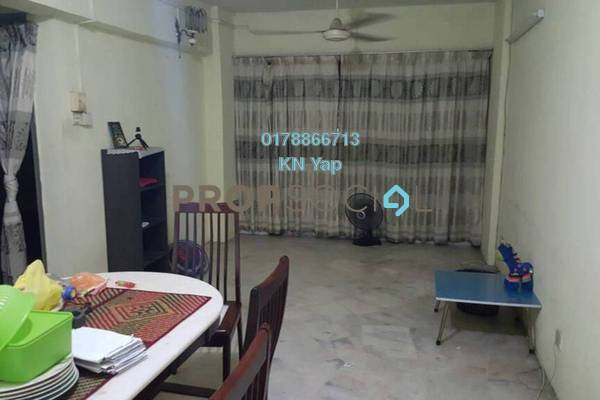 For Rent Condominium at Vista Angkasa, Pantai Freehold Fully Furnished 2R/2B 1.9k