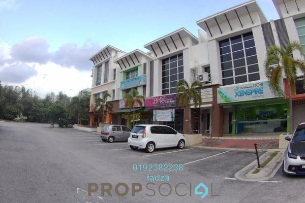 For Rent Shop at Taman TTDI Jaya, TTDI Jaya Freehold Semi Furnished 0R/2B 4k
