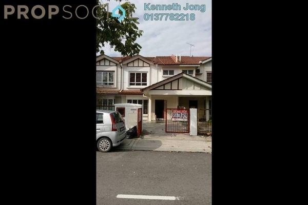 For Rent Terrace at Bandar Botanic, Klang Freehold Unfurnished 4R/3B 1.25k