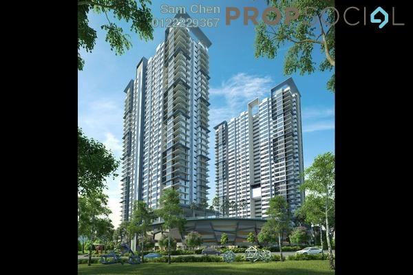 For Sale Condominium at Bandar Puteri Bangi, Kajang Freehold Unfurnished 3R/2B 350k