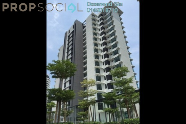 For Sale Condominium at The Address, Bukit Jambul Freehold Unfurnished 3R/3B 840k