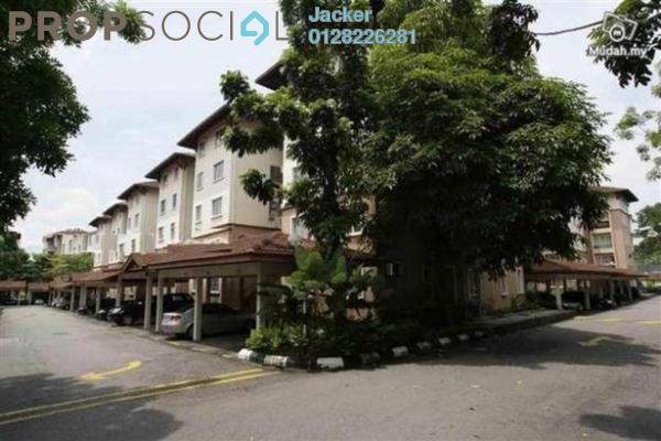 For Rent Condominium at Vista Tasik, Bandar Sri Permaisuri Freehold Fully Furnished 2R/2B 1.7k