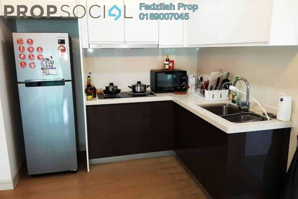 For Rent Condominium at Royalle Condominium, Segambut Freehold Semi Furnished 2R/3B 2.3k