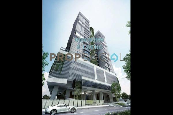 For Rent Condominium at Three28 Tun Razak, KLCC Freehold Fully Furnished 3R/3B 4.6k