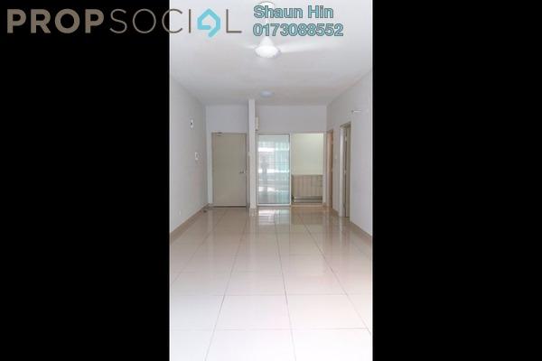 For Rent Condominium at Pacific Place, Ara Damansara Freehold Semi Furnished 2R/2B 1.5k