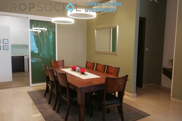 For Sale Condominium at Sunway Vivaldi, Mont Kiara Freehold Fully Furnished 4R/4B 2.2m