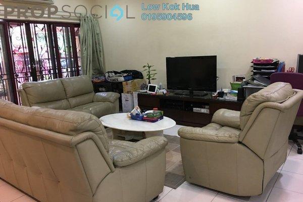 For Sale Terrace at Dataran Sunway, Kota Damansara Freehold Semi Furnished 5R/3B 920k