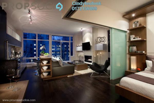 For Sale Condominium at Edusentral, Setia Alam Freehold Semi Furnished 1R/1B 320k