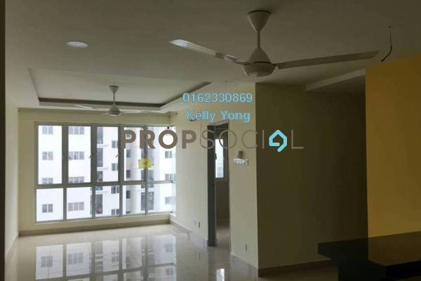 For Rent Condominium at Maxim Citilights, Sentul Freehold Semi Furnished 2R/2B 1.4k