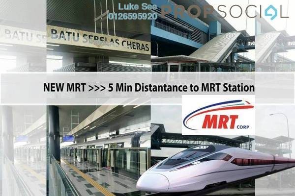 For Sale Condominium at Iris Residence, Bandar Sungai Long Freehold Unfurnished 3R/2B 497k