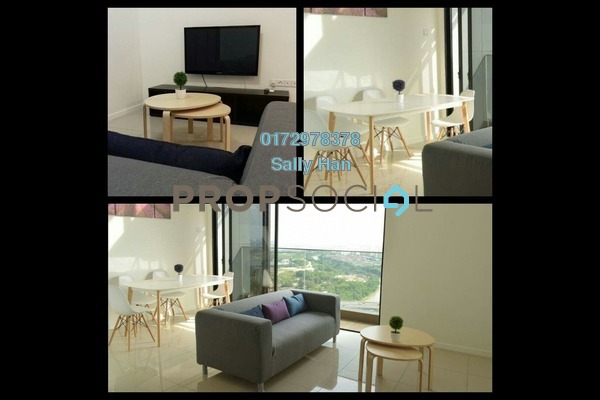 For Rent Condominium at D'Latour, Bandar Sunway Freehold Fully Furnished 3R/2B 3.2k