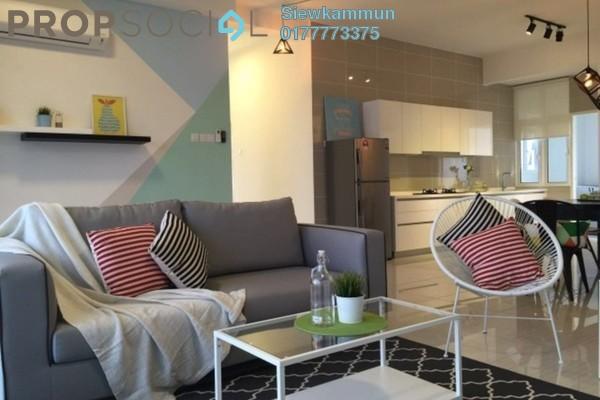 For Rent Condominium at Damansara Foresta, Bandar Sri Damansara Freehold Fully Furnished 4R/3B 2.6k