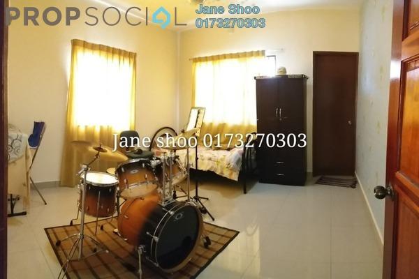 For Sale Semi-Detached at Taman Lestari Perdana, Bandar Putra Permai Leasehold Semi Furnished 4R/4B 1.7m