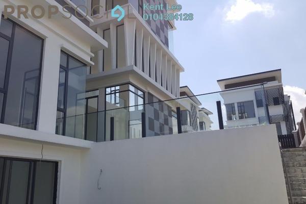 For Sale Bungalow at Residence 33, Kota Kemuning Freehold Unfurnished 9R/9B 3.2m