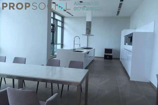 For Sale Condominium at KL Eco City, Mid Valley City Freehold Semi Furnished 2R/1B 1.06m