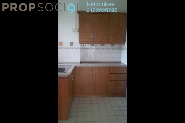 For Rent Apartment at Sri Teratai Apartment, Bandar Kinrara Freehold Semi Furnished 3R/2B 900translationmissing:en.pricing.unit