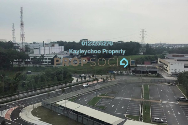 For Rent Condominium at Tropicana Metropark, Subang Jaya Freehold Semi Furnished 1R/1B 1.1k