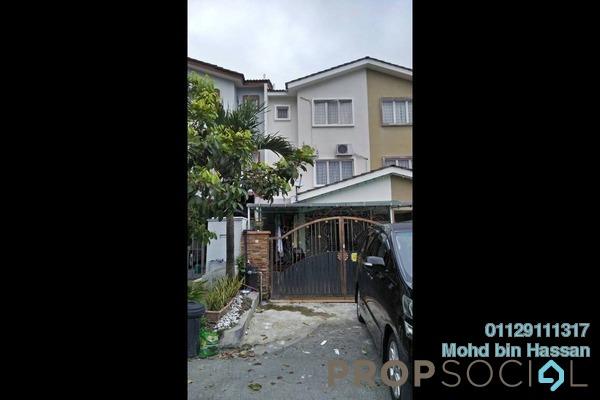 For Sale Terrace at Taman Selayang Mulia, Selayang Freehold Semi Furnished 3R/4B 650k