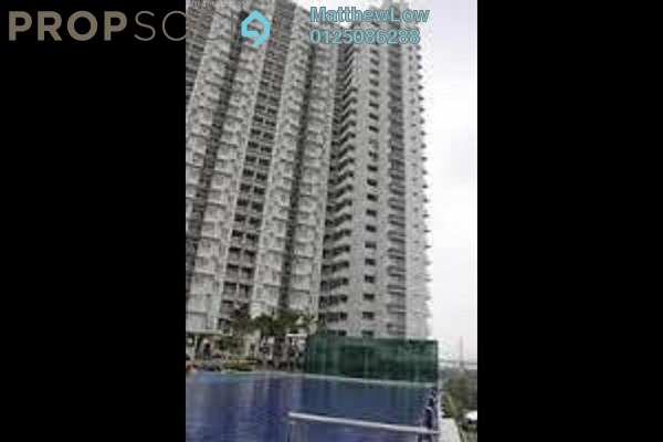 For Rent Condominium at The OceanView, Jelutong Freehold Unfurnished 3R/2B 1.2k