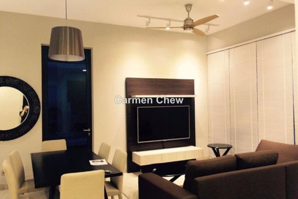 For Sale Condominium at Icon Residence (Mont Kiara), Dutamas Freehold Semi Furnished 2R/1B 1.58m