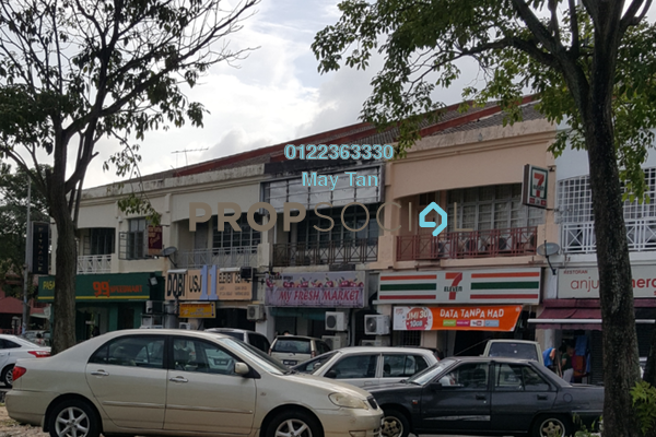 For Rent Shop at USJ 11, UEP Subang Jaya Freehold Unfurnished 0R/2B 3.8k
