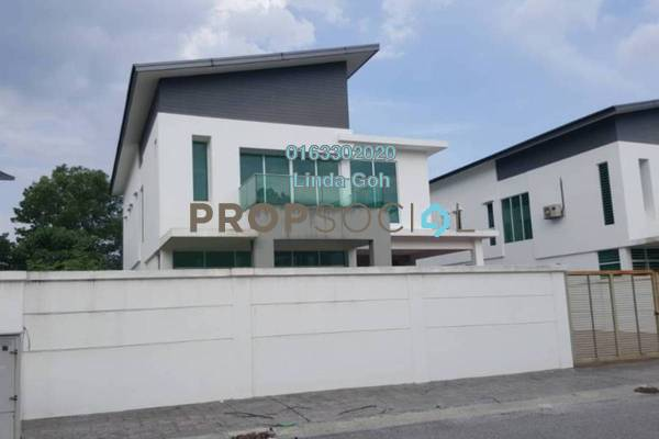 For Sale Bungalow at Mahkota Villa, Bandar Mahkota Cheras Freehold Unfurnished 6R/7B 2.2m