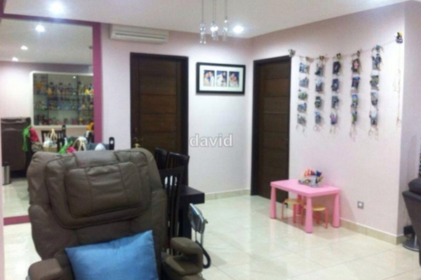 For Rent Condominium at Casa Indah 1, Tropicana Leasehold Fully Furnished 3R/2B 3k