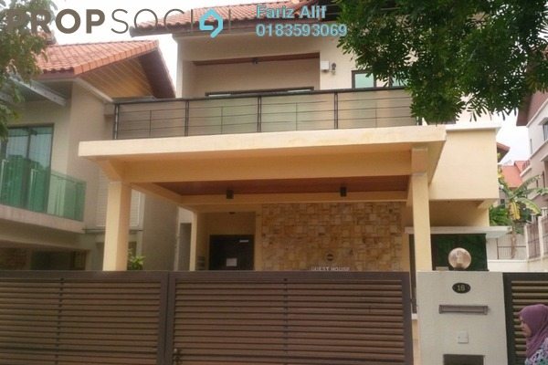 For Sale Bungalow at Kiara View, Mont Kiara Freehold Fully Furnished 6R/6B 2.7m