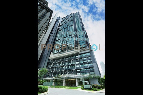 For Rent Office at Binjai 8, KLCC Freehold Semi Furnished 2R/1B 4.5k