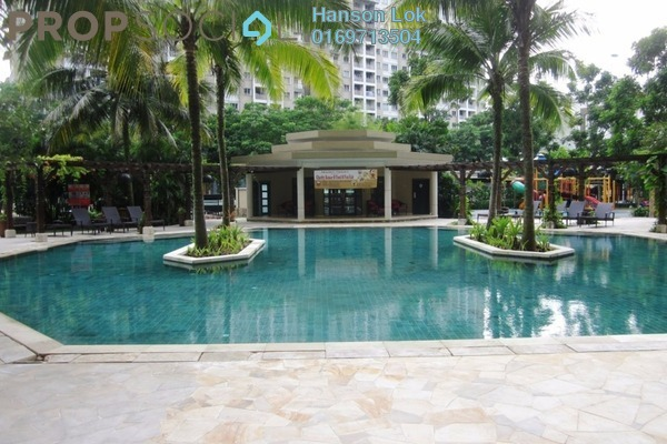 For Rent Condominium at Armanee Terrace I, Damansara Perdana Freehold Unfurnished 5R/3B 3.8k