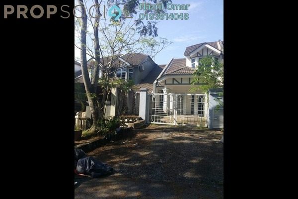 For Sale Terrace at Section 8, Shah Alam Freehold Semi Furnished 4R/3B 570k